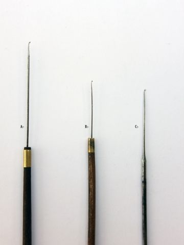 Buy Ari Hand Embroidery Needles with other Hand & Machine Embroidery Materials & Tools through embroiderymaterial.com.