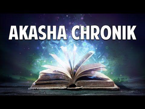Akasha Chronik: Das Gedächtnis des Universums - Gabrielle Orr - YouTube