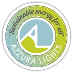 Logo Azzura Lights - Energie Durable pour Tous © Azzura Lights - Tous Droits Réservés.