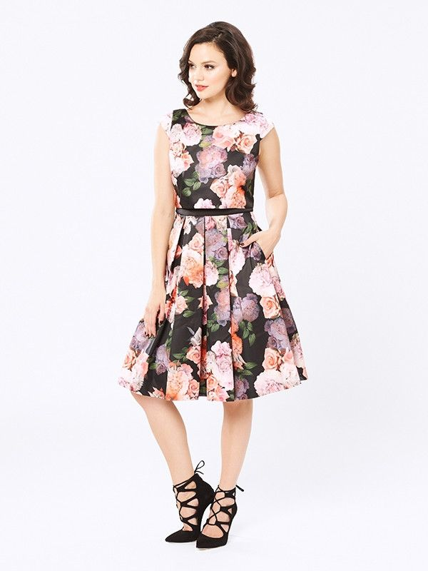 Rose Of My Heart Dress