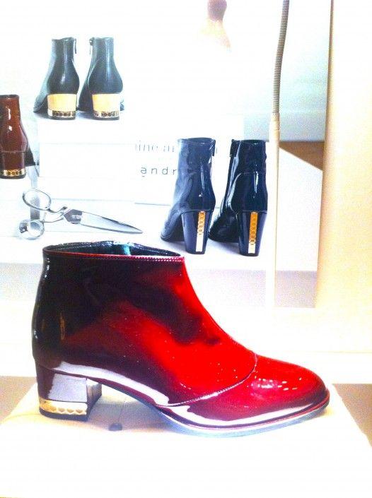 La chaussure Karine Arabian pour André