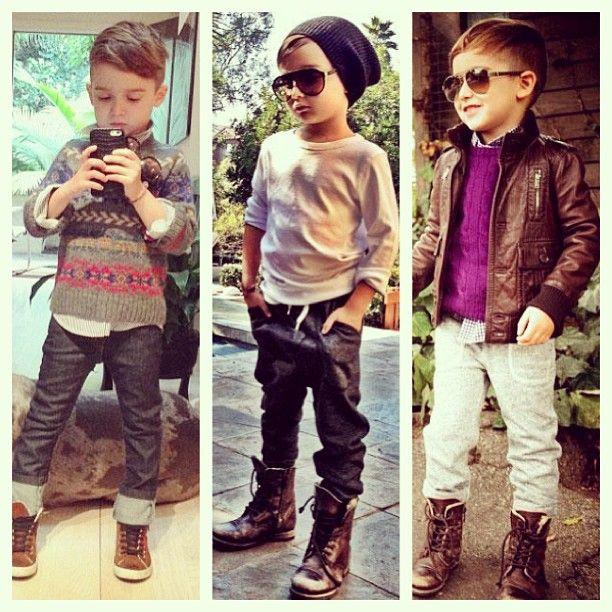 A sus 5 años, Alonso Mateo es un icono de la moda en el mundo