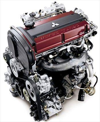 WORKS 2.xL Engines - 4G63 & 4B11  #evo