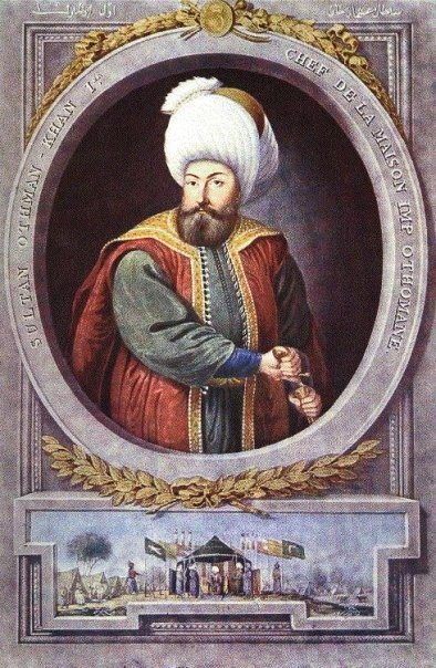 Usman Gazi, founder of the Ottoman Empire