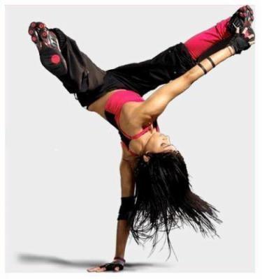 Girls Breakdancing | Nefera