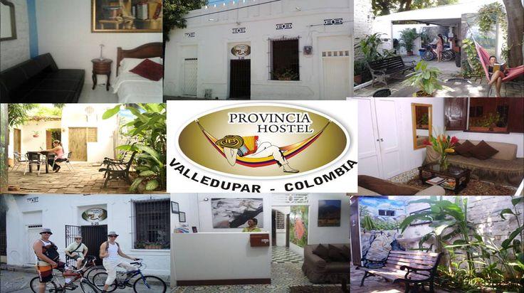 Provincia Hostal Valledupar Colombia http://provinciavalledupar.com/