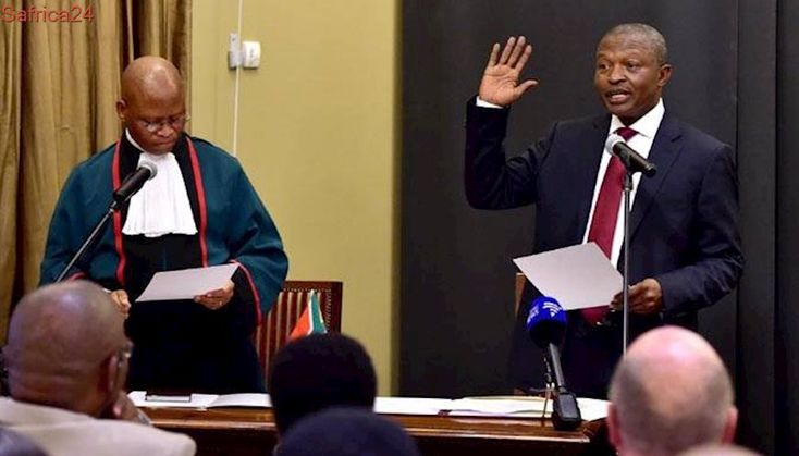 Will Mabuza receive baptism of fire from MPs during maiden Q&A session?