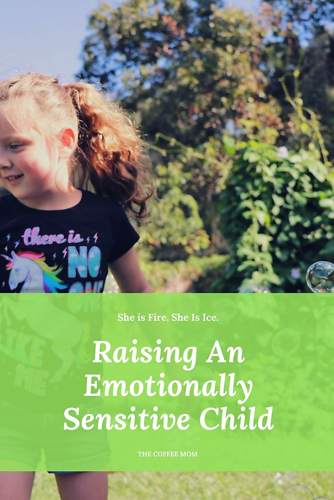 Raising an Emotionally Sensitive Child
