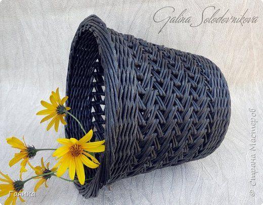 Поделка изделие Плетение Заказы Трубочки бумажные фото 18