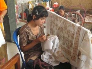 Batik Tohpati (Cloth) Bali « Private Tour Driver Bali Island