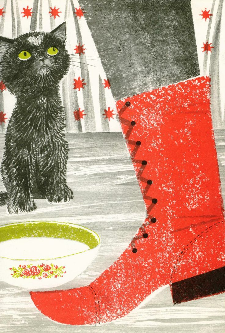 The Valentine Cat by Clyde Robert Bulla, illustrated by Leonard Weisgard 1959