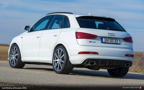 MTM Audi RS Q3 2.5 TFSI. One Cross Crossover. - Fourtitude.com
