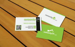 Business cards/ contact information.