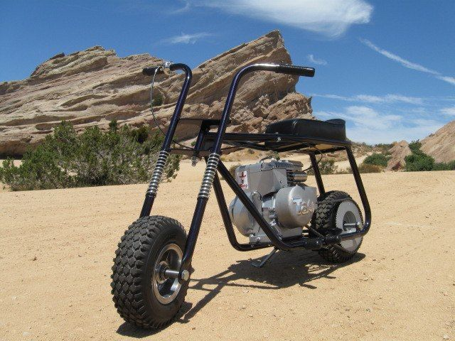 Taco Minibike Mania is alive and well. See the latest Taco Minibikes and Vintage restored Minibikes. Taco Minibikes are back in production. Get yours today. see Chip Foose's Taco 22 Minibike. Checkout the new Red Devil 22