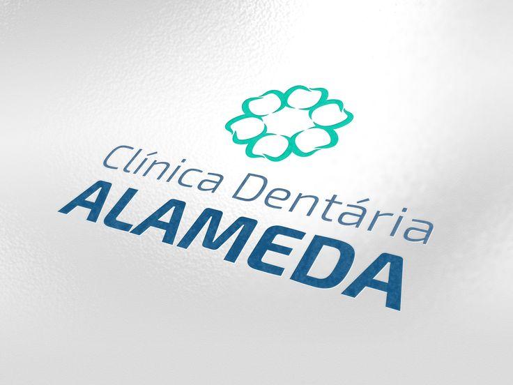 Logótipo criado para Clínica Dentária