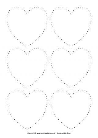 Hearts Tracing