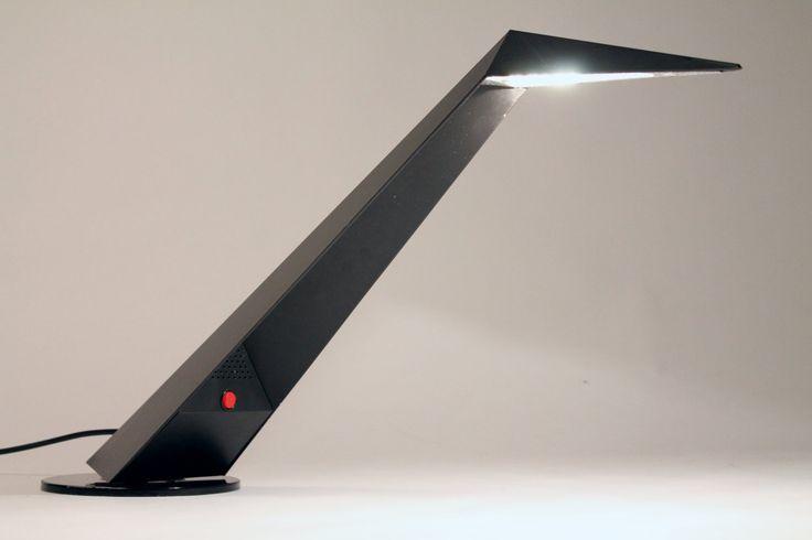 Concorde table lamp designed by Yves Christin for Antonangeli Illuminazione, 1970s. via VINTAGELAMPDEN on Etsy https://www.etsy.com/shop/VINTAGELAMPDEN