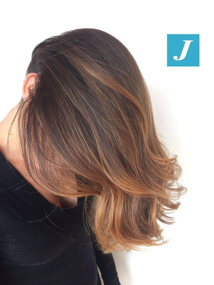 Armonia _ Degrade Joelle #cdj #degradejoelle #tagliopuntearia #degradé #igers #musthave #hair #hairstyle #haircolour #longhair #ootd #hairfashion #madeinitaly #wellastudionyc