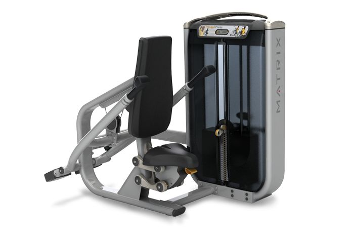 G7 Triceps Press : Matrix Fitness Equipment