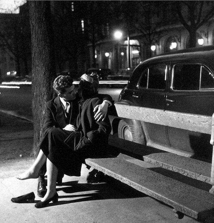 Robert Doisneau - Paris, 1950s.
