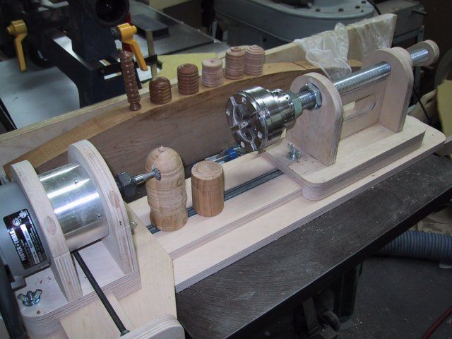 Threading Jig: Woods Work, Woods Tools, Lathe Projects, Thread Cut, Thread Jig, Woods Projects, Cut Jig, Tools Lathe, Thread Woods