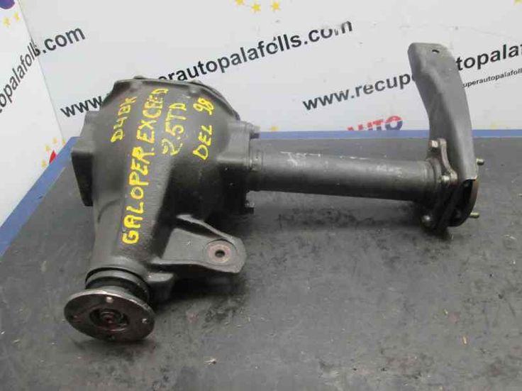 Recuperauto Palafolls le ofrece en stock este diferencial delantero de Mitsubishi Galloper (HYUNDAI) 2.5 Turbodiesel   0.98 - ... con referencia ---. Si necesita alguna información adicional, o quiere contactar con nosotros, visite nuestra web: http://www.recuperautopalafolls.com/