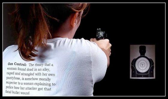 Gun control: Girls, Guns, Stuff, Bear Arms, Truth, Quote, 2Nd Amendment, Gun Control