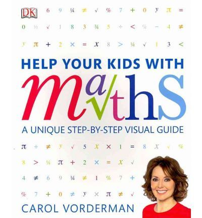 Presents a simple, visual approach to help your child understand maths. Using pictures, diagrams and easy-to-follow step-by-steps - and covering information that ranges from basic numeracy to more challenging subjects like statistics and algebra - this title also helps to learn to approach some of the complex maths problems with confidence.