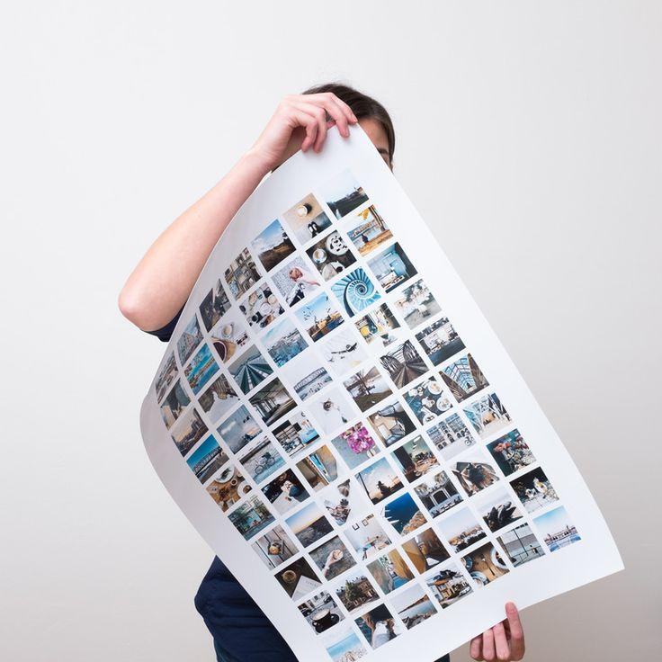 Velká fotografie vyvolaná na saténovém fotopapíru.  Ty nejlepší zachycené momenty patří na jedno místo. Ve verzi 35 fotek, nebo 70 fotek.