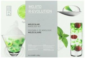 Molecule-R Mojito, R-Evolution, 1.13 Ounce The box comes with everything you need, including foolproof instructions. This is a great way to get started in molecular cocktails. http://awsomegadgetsandtoysforgirlsandboys.com/valentine-gifts-men/ Valentine Gifts For Men: Molecule-R Mojito, R-Evolution, 1.13 Ounce