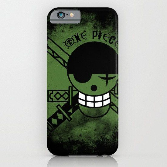 Zoro One Piece 3 iphone case, google Pixel case
