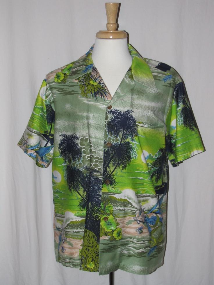 1000 images about aloha shirts and hawaiian designs that for Fish hawaiian shirt