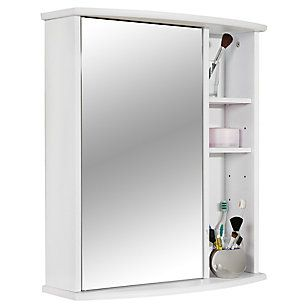 Botiquín con Espejo 58 x 22 x 66 cm-Sodimac.com