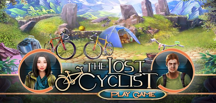 NEW FREE GAME just released! #hiddenobject #freegame #html5game #hiddenobjects Play 'The Lost Cyclist' here ➡ http://www.hidden4fun.com/hidden-object-games/4128/The-Lost-Cyclist.html