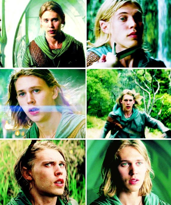 Austin Butler as Wil in The Shannara Chronicles.
