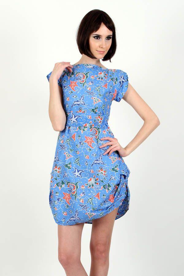 Arimbi Batik Dress www.pinkemma.com