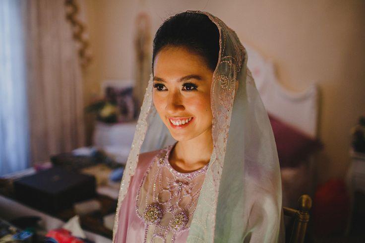 Pengajian menjelang pernikahan. Makeup by Ifan Rivaldi - www.thebridedept.com