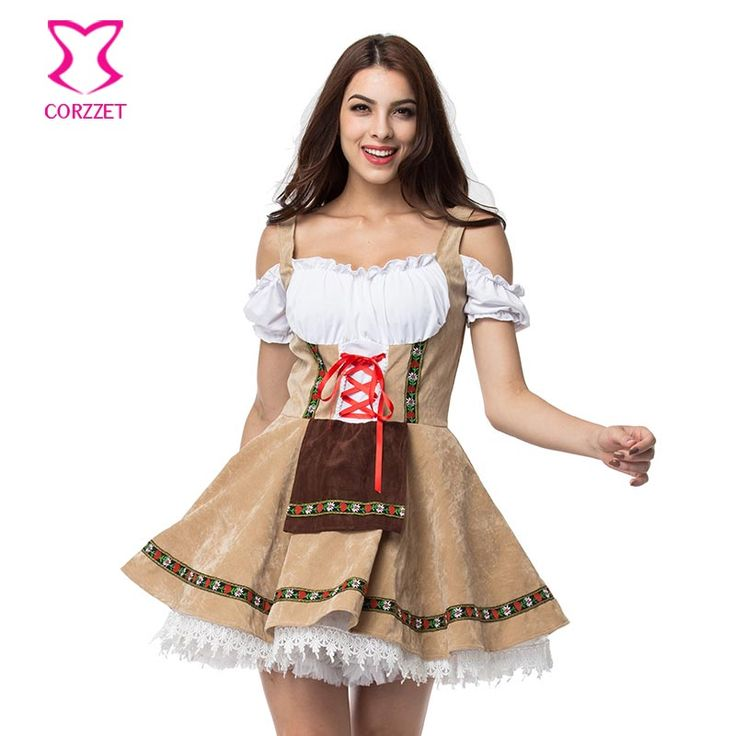 Plus Size Maid Fancy Dress Cosplay German Beer Girl Costume Sexy Dirndl Deguisement Halloween Costumes For Women Oktoberfest #Plus Size Halloween Costumes 5x            Sexy Pirata Deguisement Adultes Cosplay Costume Burlesque Spanish Pirate Costume Woman Carnaval Halloween Costumes For WomenUSD 26.43/piece  Victorian Ruffle Lace Steampunk Corset Dress Plus Size Corsets And Bustiers Prom Sexy Dresses Gothic Clothing Burlesque CostumesUSD...