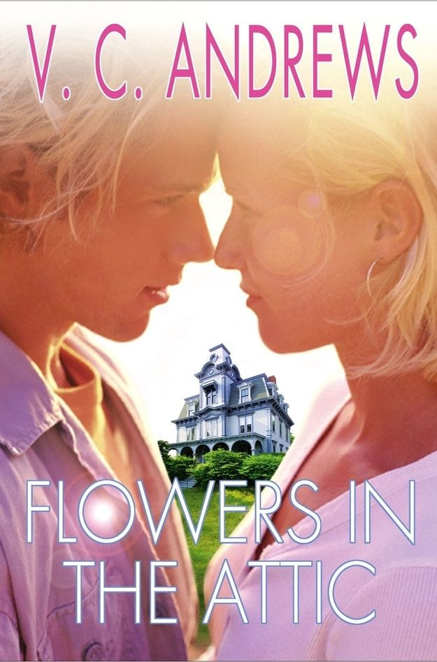 """So, apparently publishers are still trying to sell Flowers In The Attic to unsuspecting teens, and what better way to do it than by really bringing that whole incest plotline front and center?   """"Flowers In The Attic"""" Gets The Young Adult Romance Treatment With New Cover"""