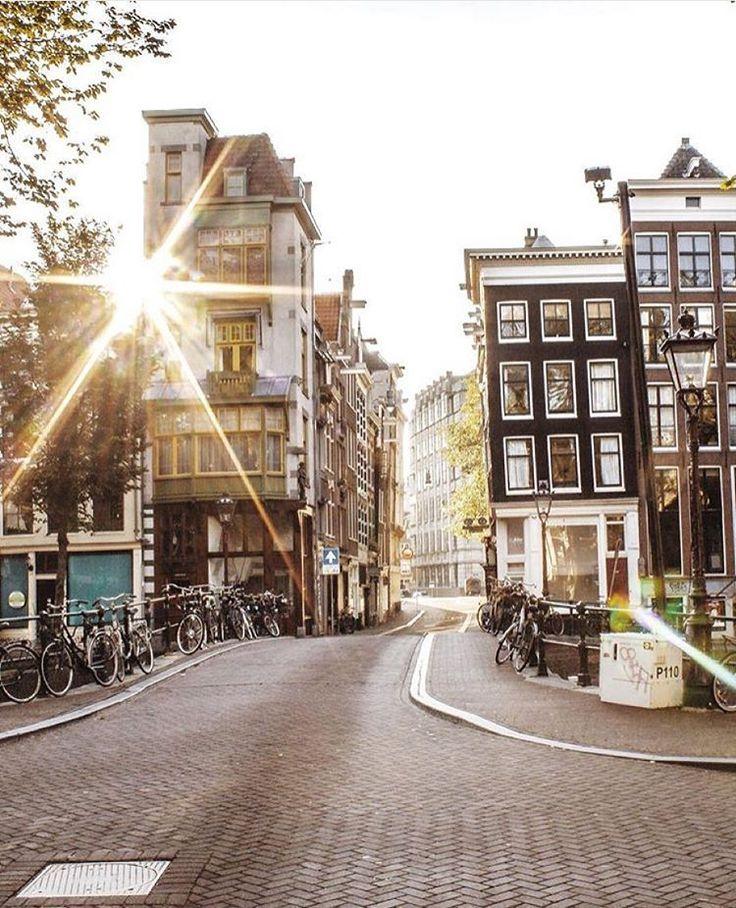 Beautiful Amsterdam, photography, the netherlands, architecture