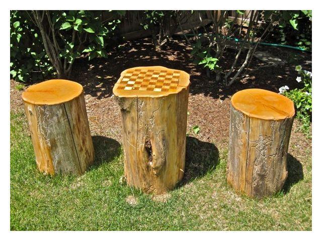 les 25 meilleures id es concernant souche d arbre sur pinterest tronc d arbre souches d. Black Bedroom Furniture Sets. Home Design Ideas
