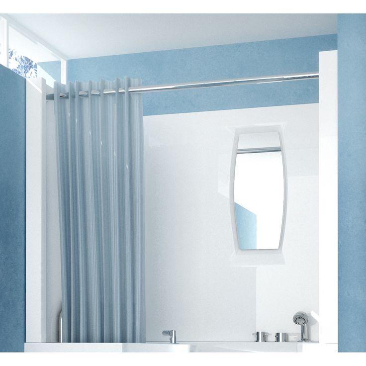 MediTub 3140SEN Shower Enclosure 31 x 40 3 Piece Walk In Bathtub Surround inBest 25  Bathtub surround ideas that you will like on Pinterest  . Walk In Tub With Shower Enclosure. Home Design Ideas