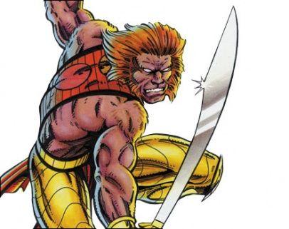 Kylun (Colin McKay) from Excalibur