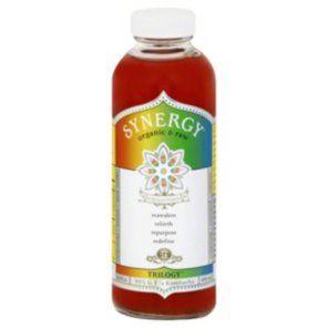 GT's Enlightened Synergy Organic and Raw Trilogy Kombucha | 16.2 oz | Price: $2.97 | H-E-B