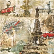 laminas antiguas de paris - Buscar con Google