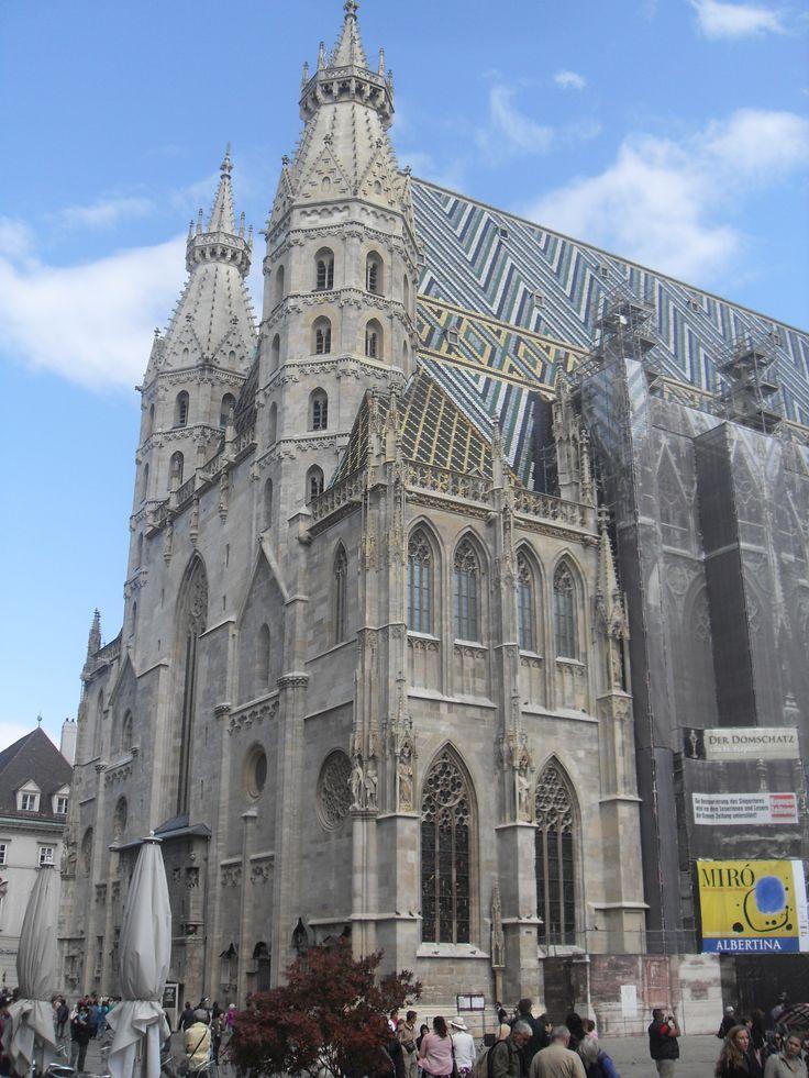 Stephens Kirche, Vienna