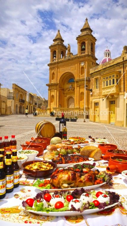 Gozo Island in Malta, as part of the #MaltaisMore project