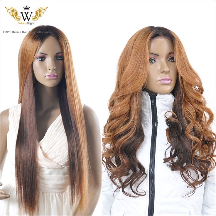 Glueless Ombre Lace Front Human Hair Wigs Baby Hair/Brazilian Ombre Full Lace Human Hair Wigs For Black Women/Human U Part Wigs US $204.28