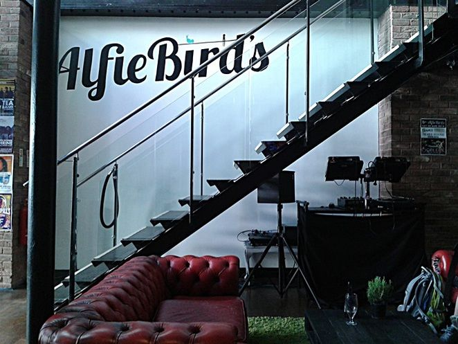 Alfie Birds - Gourmet Eats & Beats