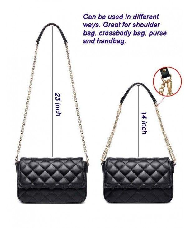d44ff32e2e83a Purse Chain Strap Replacement Adjustable - Gold - CC18DNY346Q ...